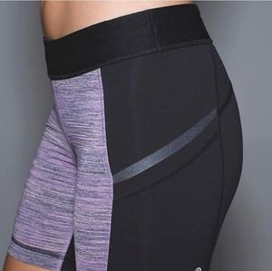 Lululemon What The Sport Short in Black/Space